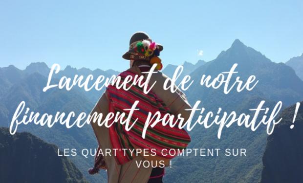 Visuel du projet Les Quart'Types au Pérou !