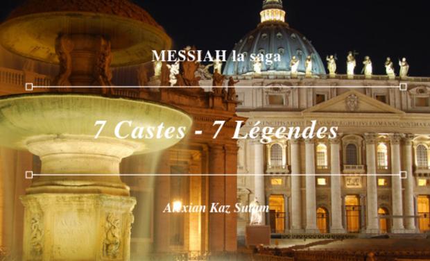 Visueel van project Messiah Univers