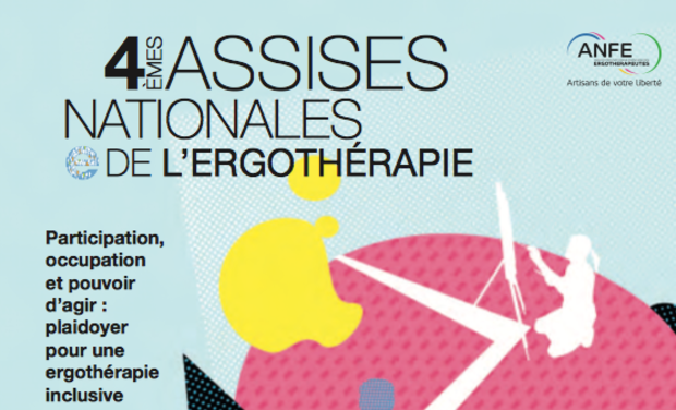 Visueel van project Participation aux Assises Nationales de l'Ergothérapie