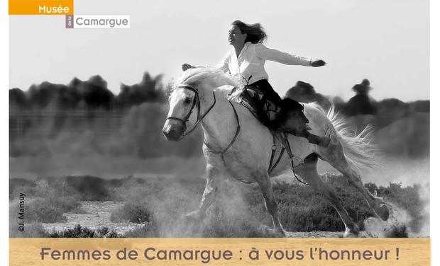 Visuel du projet Femmes de Camargue : à vous l'honneur !