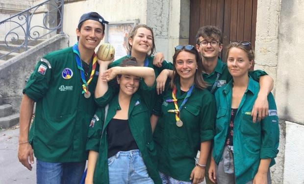 Visuel du projet Des scouts au Bénin !