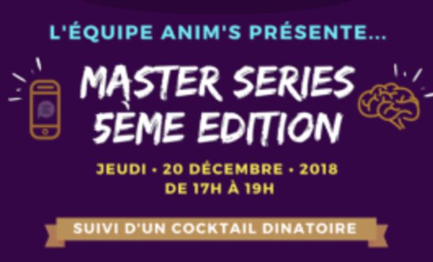 Visuel du projet Master Series 2018