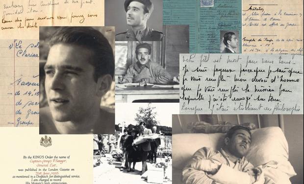 Visuel du projet Le héros de la famille. Paul Sarrette, chef d'un maquis de mille hommes à 22 ans