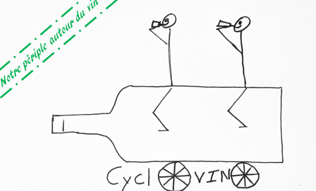 Image du projet Cyclovino - notre périple autour du vin