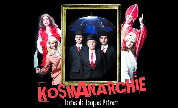 Visuel du projet KosmAnarchie !