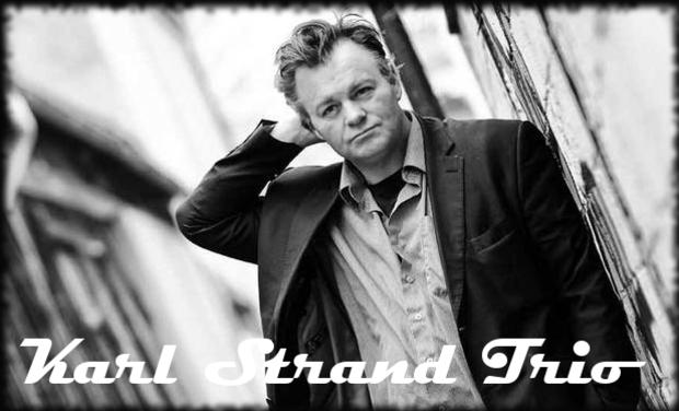 Visueel van project Karl Strand Trio