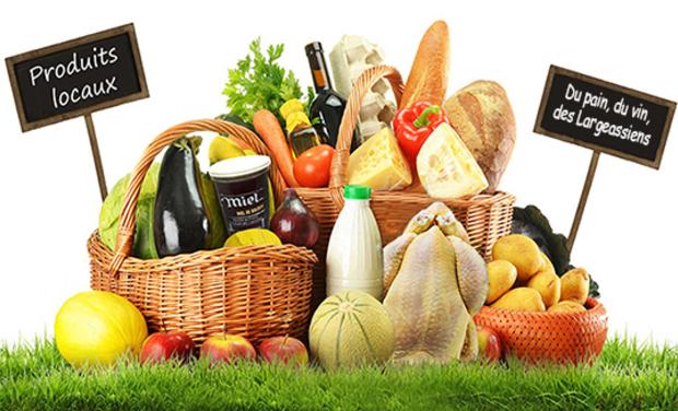 Visuel du projet Du pain, du vin, des Largeassiens......