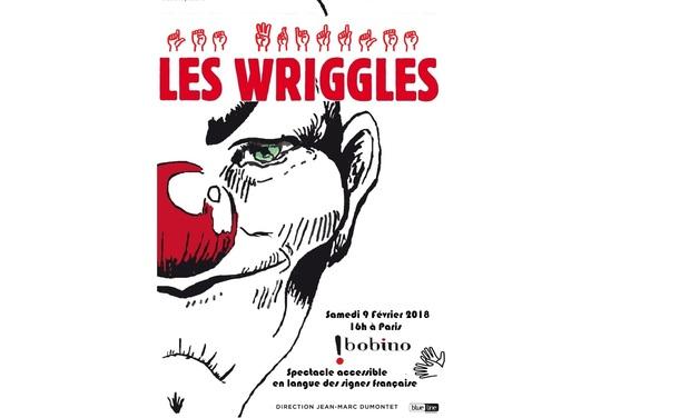 Visuel du projet Les Wriggles, le retour et en langue des signes s'il vous plait