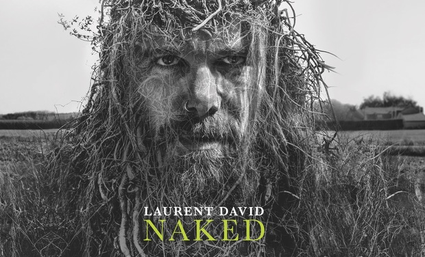 "Visuel du projet Limited Edition - 100 pc. VINYL - Laurent DAVID ""NAKED"" Bass Solo"