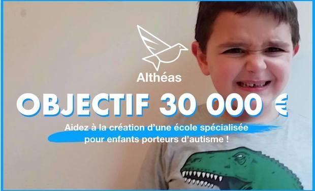 Visuel du projet Autisme: Une école pour tous!