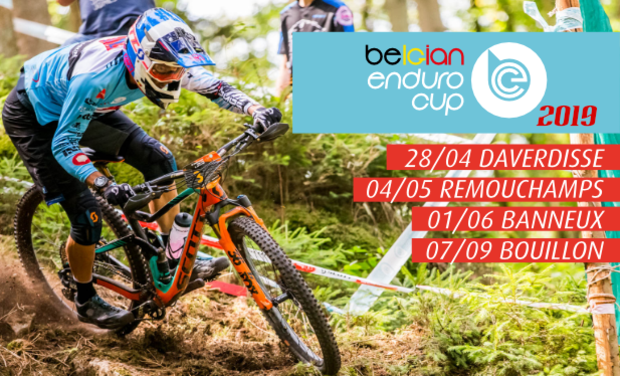 Project visual Belgian Enduro Cup 2019