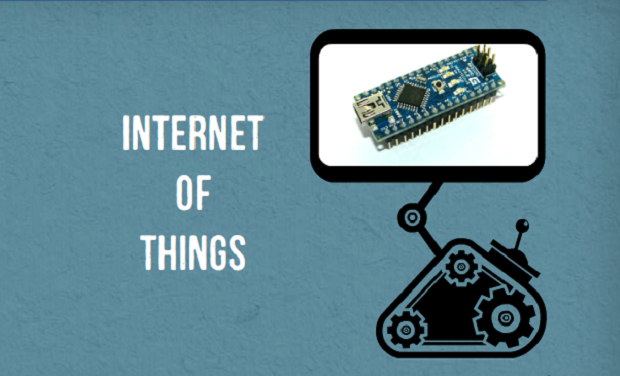 Visuel du projet Internet of things