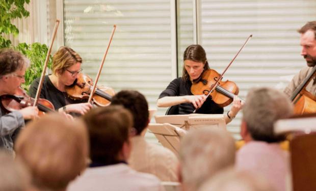Visuel du projet Des concerts pour les séniors