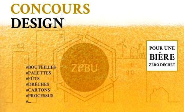 Visuel du projet Concours de Design ZéBU : pour une filière brassicole zéro déchet