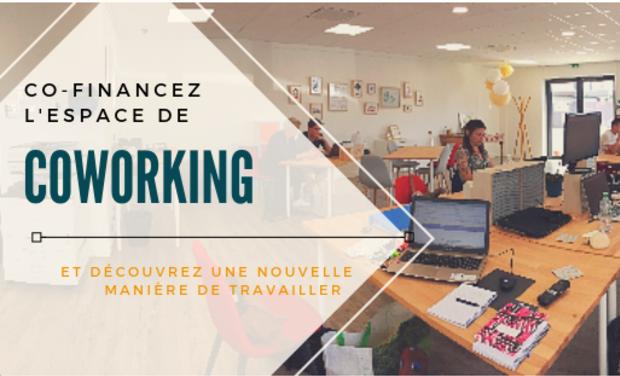 Image du projet Avec des entrepreneurs solidaires, co-financez O'Village espace de coworking