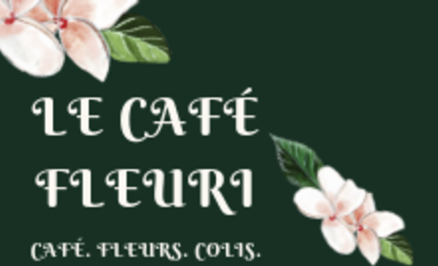 Project visual Le Café Fleuri : Relais Rural mutiservices