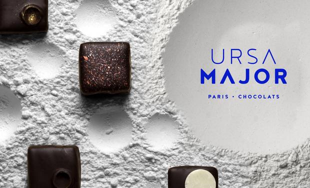 Visuel du projet URSA MAJOR PARIS, chocolaterie familiale et artisanale