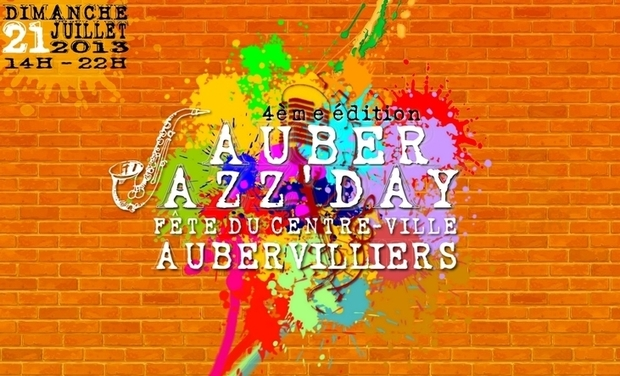 Visueel van project Auber'Jazz'Day 4ème édition