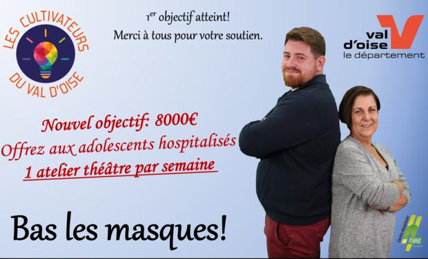 Visuel du projet Bas les masques!