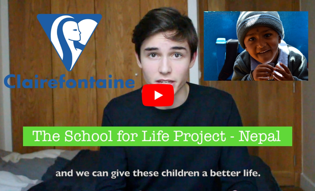 Visuel du projet School for Life Project