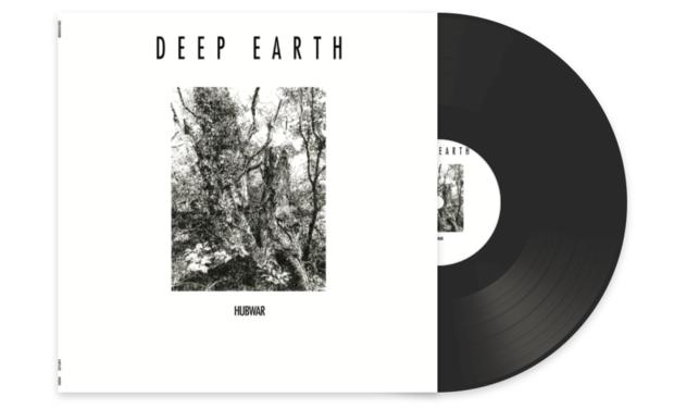 "Project visual Hubwar, ""Deep Earth"" l'album en vinyle. Objectif atteint ! Nouvel objectif 2000€"