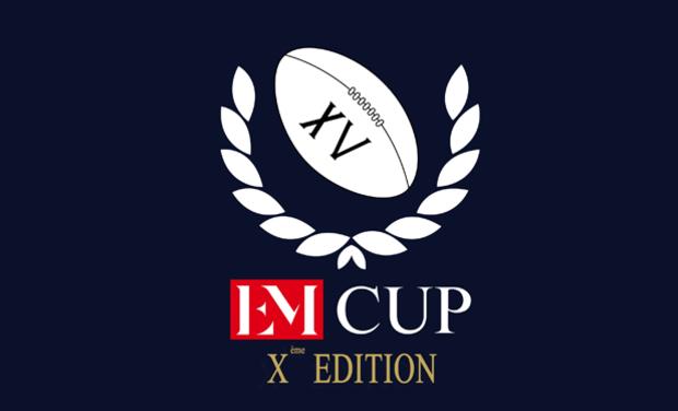 Visuel du projet EM CUP 2019 - Dixième édition
