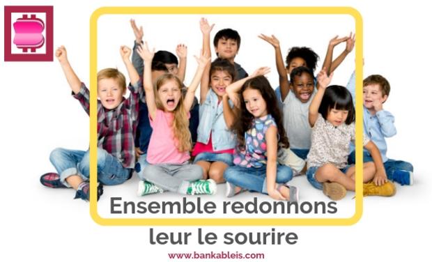 Visueel van project De la joie pour les enfants hospitalisés!