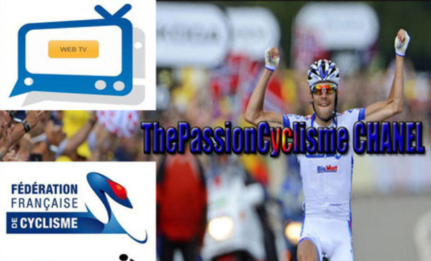 Project visual ThePassionCyclisme Web TV