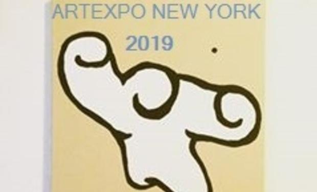 Visueel van project Ultime étape pour avoir la chance d'exposer au salon Artexpo de New York en 2019