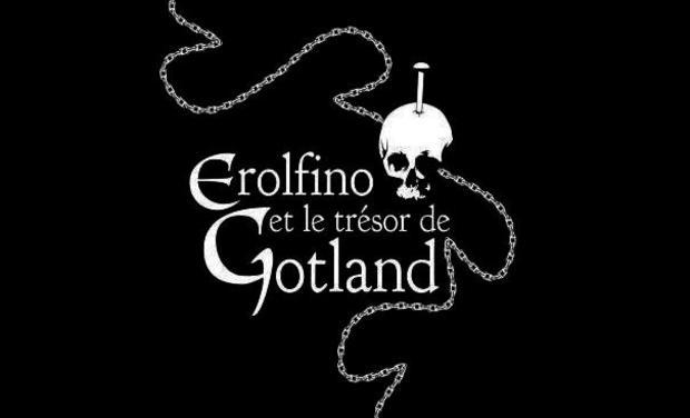 Visuel du projet Erolfino et le trésor de Gotland