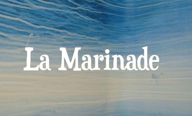 Project visual LA MARINADE