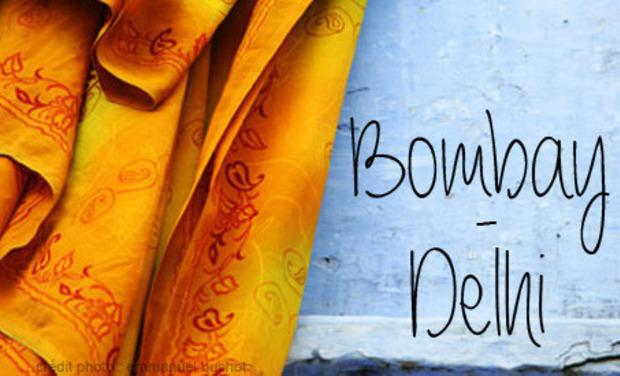 Visuel du projet Bombay - Delhi