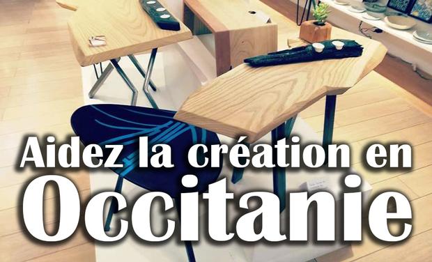 Visuel du projet Aidez la création en Occitanie
