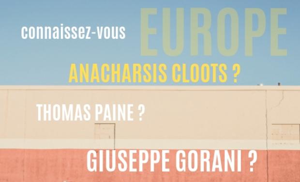 Visueel van project Lancement de la collection EUROPE