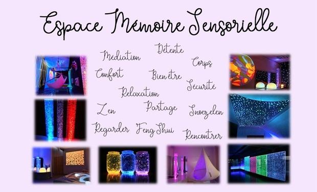 Project visual Espace mémoire sensorielle