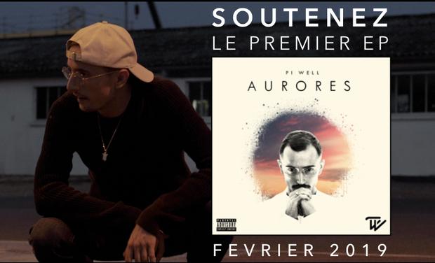 Visuel du projet AURORES - Premier EP de Pi-Well