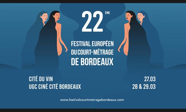 Visuel du projet Festival Européen du Court-Métrage de Bordeaux - 22ème édition