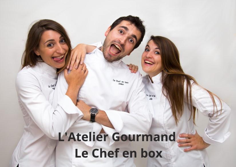 Image du projet Le Chef en box : l'Atelier