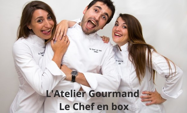 Project visual Le Chef en box : l'Atelier