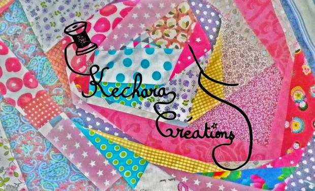Project visual Kechara Créations : couture récup'