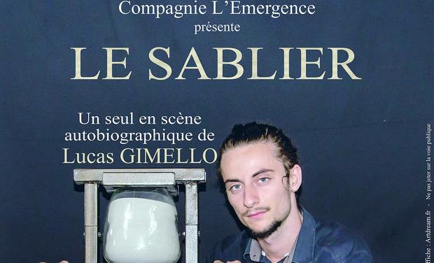 Visuel du projet Le sablier - Festival Off Avignon 2019