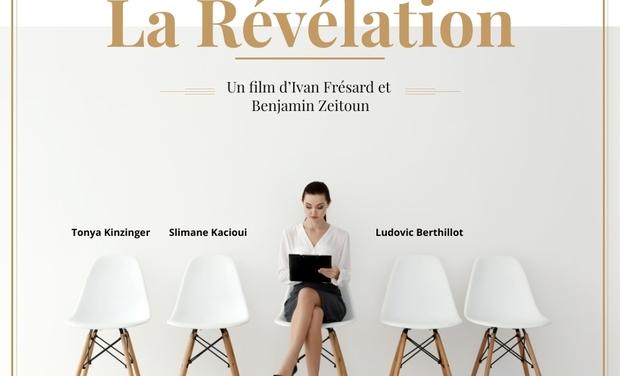 Project visual La Révélation