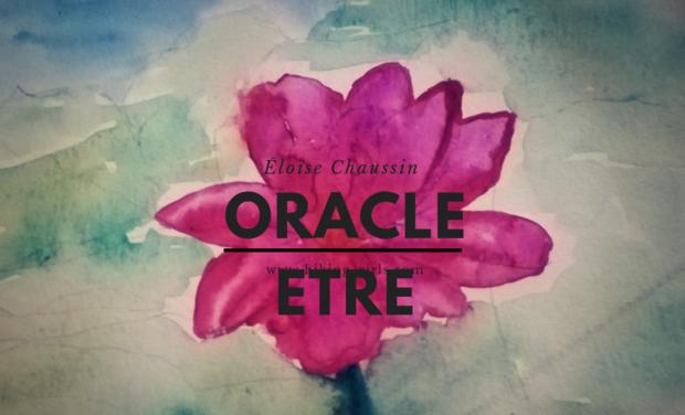 Visuel du projet Oracle d'Être