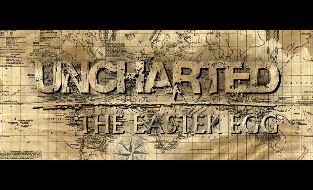 Visuel du projet Uncharted The Easter Egg