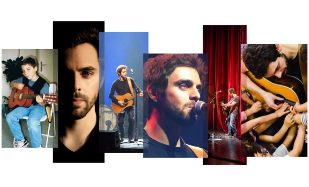 Visuel du projet Nouvel album de Bastien Lanza