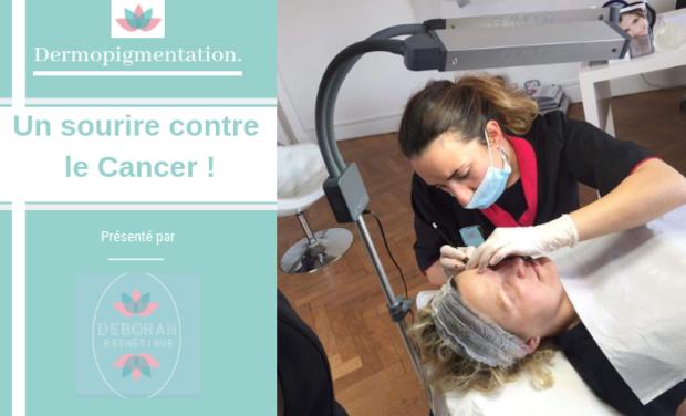 Visueel van project Un sourire contre le CANCER!