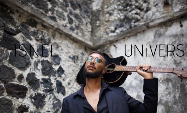 Project visual UNiVERS, premier album d'ISNEL