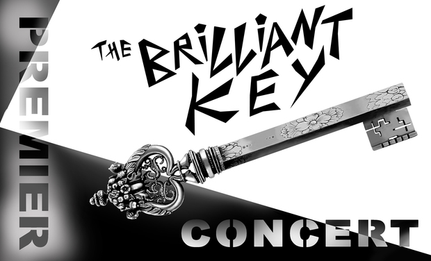 Project visual The Brilliant Key : premier concert