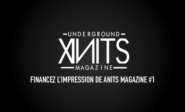 Visuel du projet ANITS: Underground Magazine