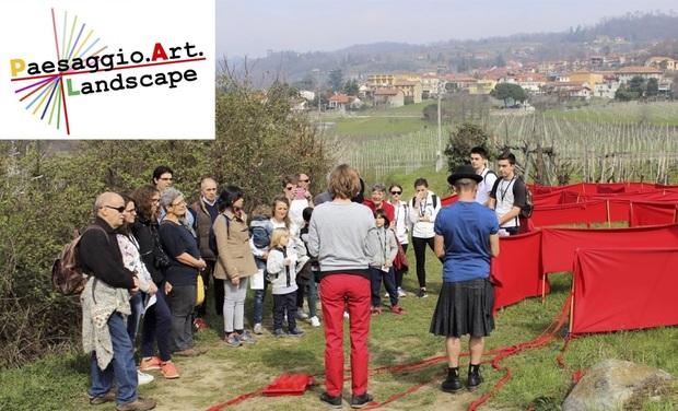 Project visual Paesaggio.Art.Landscape - P.A.L. 2019